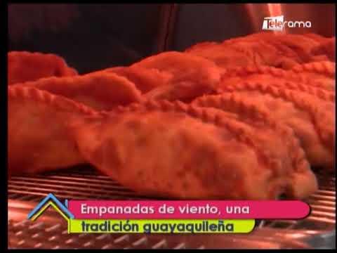 Labra que labra: Las tradicionales empanadas de viento