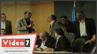 """بيان لـ""""مجلس الصحفيين"""" يُعلن تأييده لموقف النقيب برفض دفع الكفالة"""
