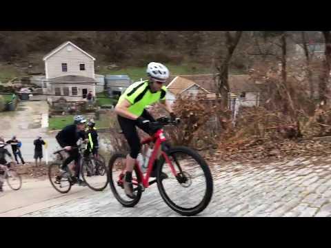 2017 Pittsburgh Dirty Dozen Bike Race - Canton Ave