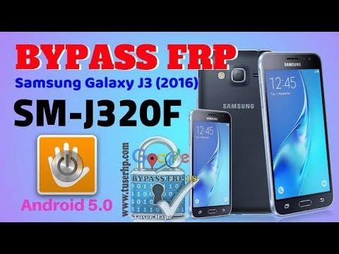 Cara Bypass FRP Samsung J3 2016 Android 5.0