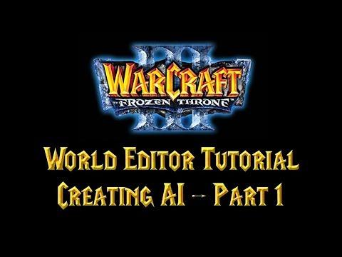 Warcraft 3 World Editor Tutorial: Creating AI Part 1