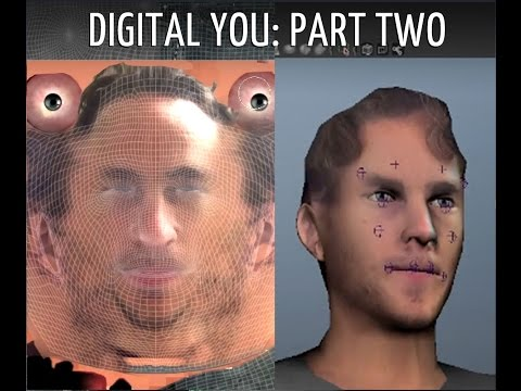 DIGITAL YOU #2: Putting Your Own Face on a 3D Character