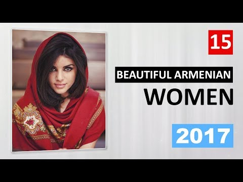 Armenian women: most beautiful girls from Yerevan - Top 15