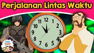 Perjalanan Lintas Waktu | Cerita Untuk Anak-Anak | Dongeng Bahasa Indonesia Terbaru |Cerita2 Dongeng