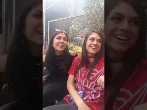Krewella Live Interview with Waqar Zaka at Tomorrowland 2017