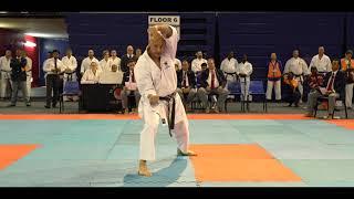 SA JKA Championships 2019 - Elite Division Highlights