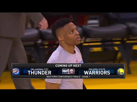 [Playoffs Ep. 21/15-16] Inside The NBA (on TNT) Tip-Off - OKC vs. Warriors Game 1 Preview – 5-16-16