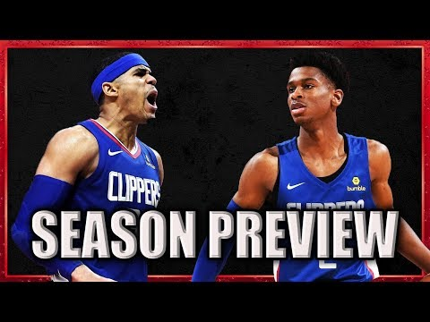 Los Angeles Clippers 2018-19 Season Preview (30 Teams in 30 Days)