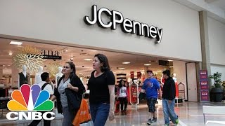 JC Penney Plans To Downsize Through The Year: Bottom Line | CNBC