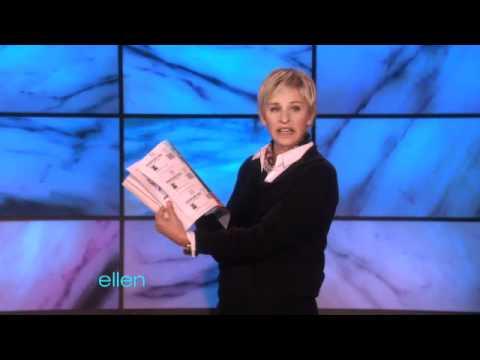 The Start of Ellen's 'O' Magazine Journey!