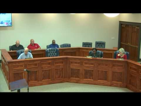 City of Monroe, GA - Called Commitee Meeting (06-06-2017)
