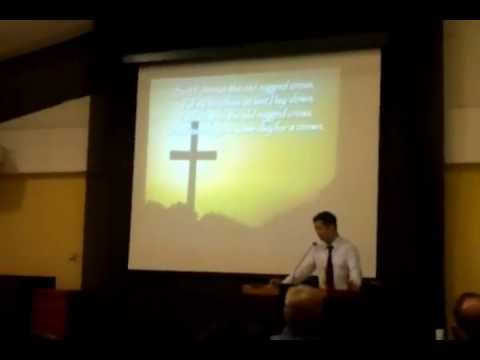 The Old Rugged Cross (Chris Rice)