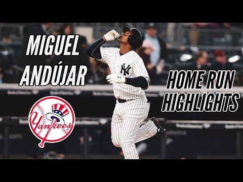 New York Yankees | Miguel Andújar | Home Run Highlights