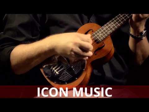 Gretsch® G9112 Resonator Ukulele at ICON MUSIC