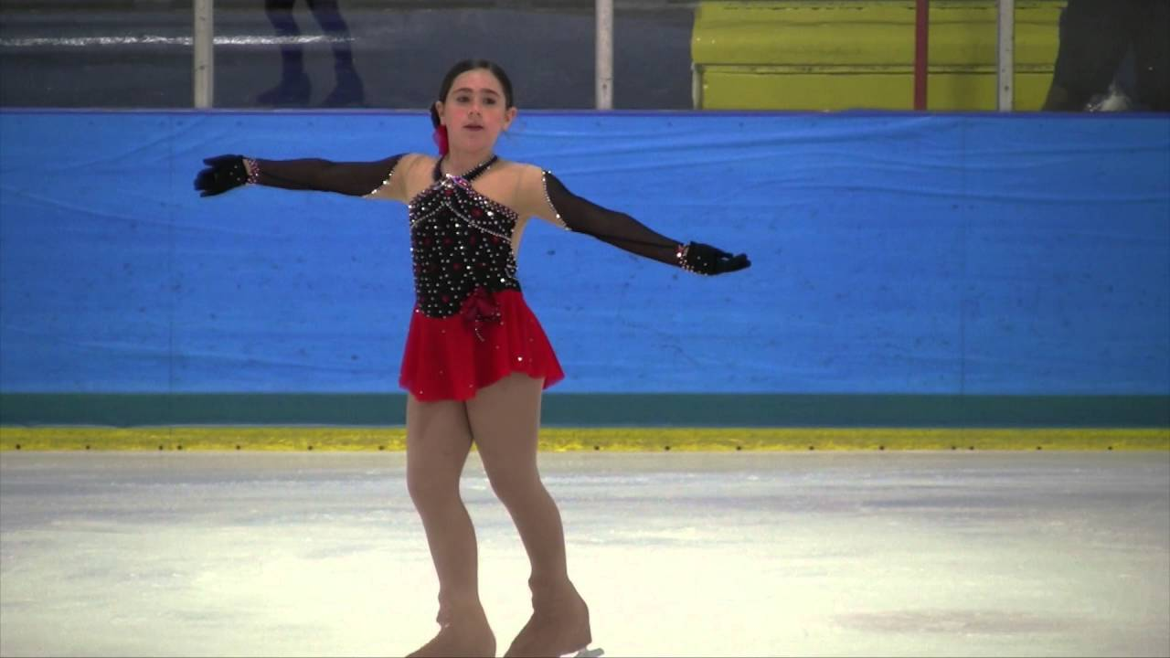 Roller skating kendall - Lexi Popkin Kendall Ice Arena Basic Skills 2016