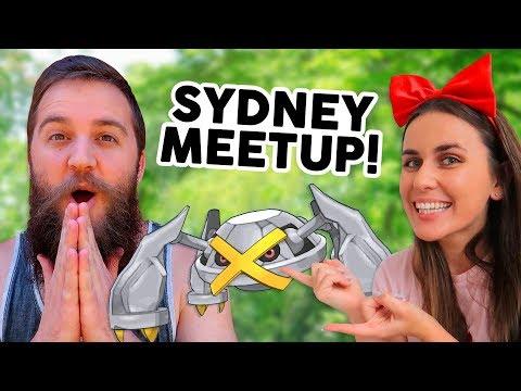 SYDNEY COMMUNITY DAY w/ PROPLANTY & ZOËTWODOTS | Pokémon GO