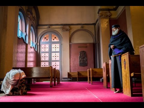 Portrait Shoot in an Ethiopian Church w/ Sony A7ii, Sony FE Zeiss 35mm, & Sony 90mm by Jason Lanier