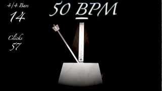 50 BPM Metronome