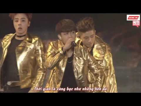 [NOTISUBTEAM][VIETSUB] Rhythm Ta Remix Rock ver (iKONCERT IN SEOUL)