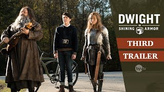 Dwight in Shining Armor Premieres March 18!