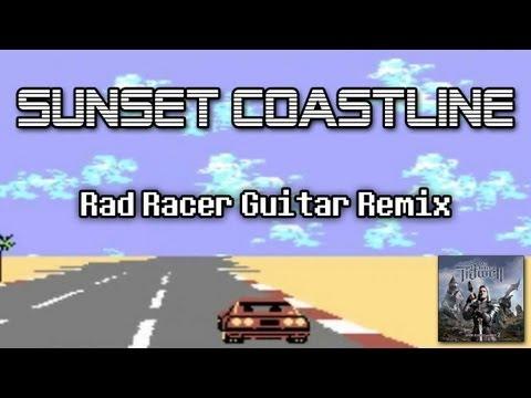 Sunset Coastline (Rad Racer) - Daniel Tidwell