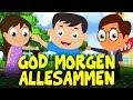 Barnesanger  på norsk - God morgen alle sammen med tekst - Norske barnesanger