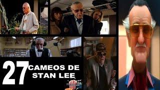 27 Cameos De Stan Lee