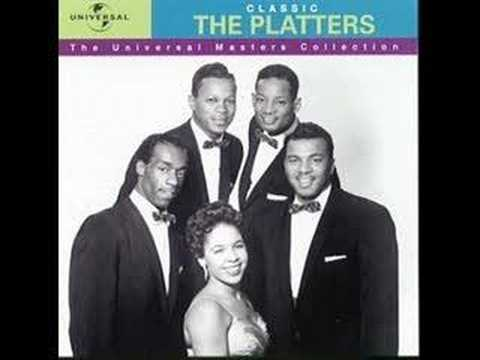 The Platters -- With This Ring