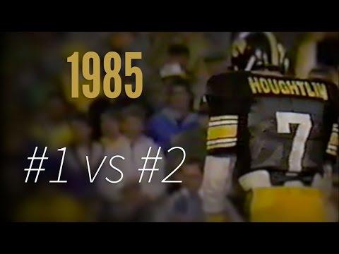 1985 - No. 1 vs No. 2