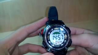 Огляд годин SPORT WR30M