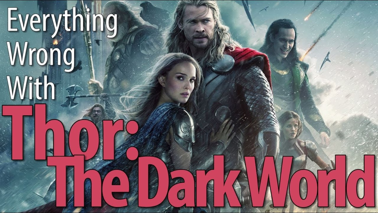 Download Everything Wrong With Thor: The Dark World