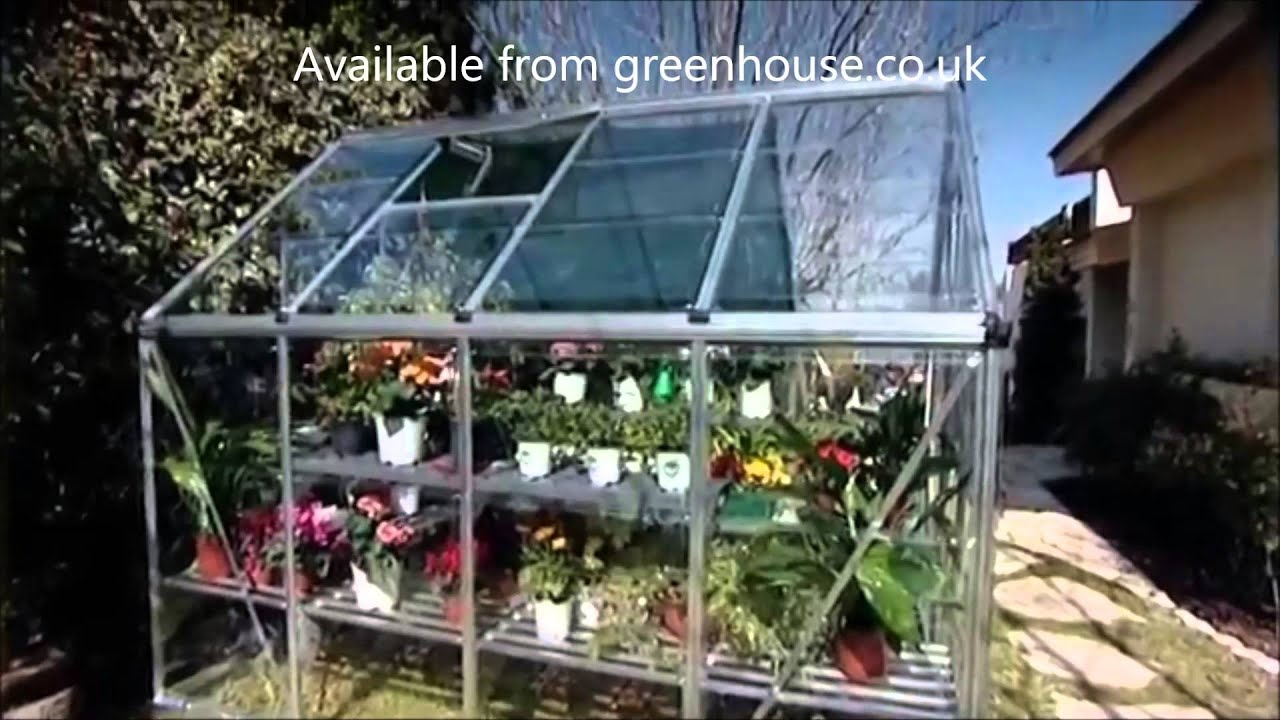 Palram Greenhouse Accessories Automatic Vent Opener Youtube