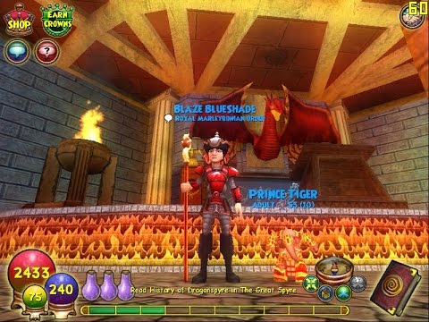 Wizard101 (Welcome To Stone Town)
