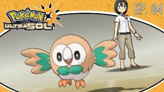 Pokémon Ultra Sol Ep.4 - EL COMBATE MÁS DÍFICIL DEL MOMENTO