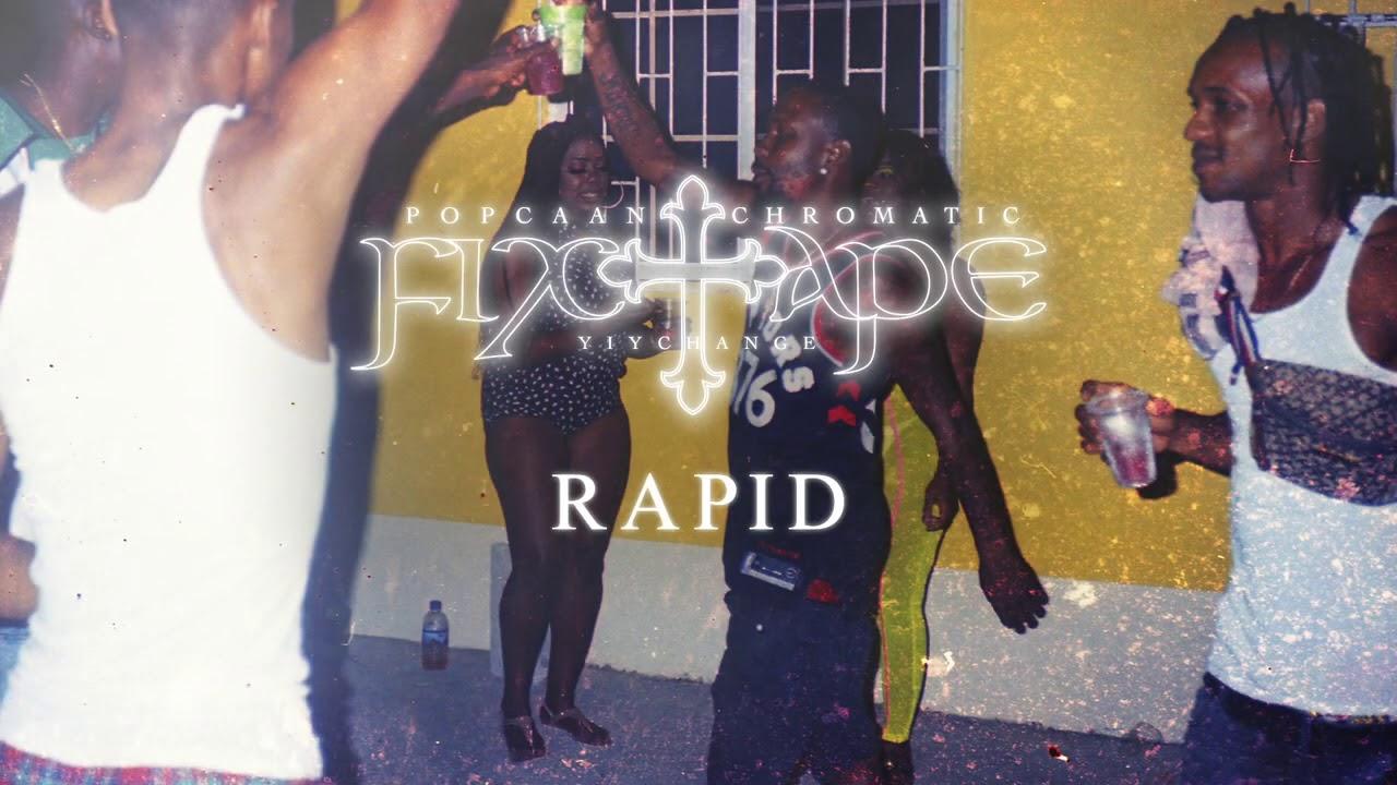 Popcaan - RAPID (Official Audio)