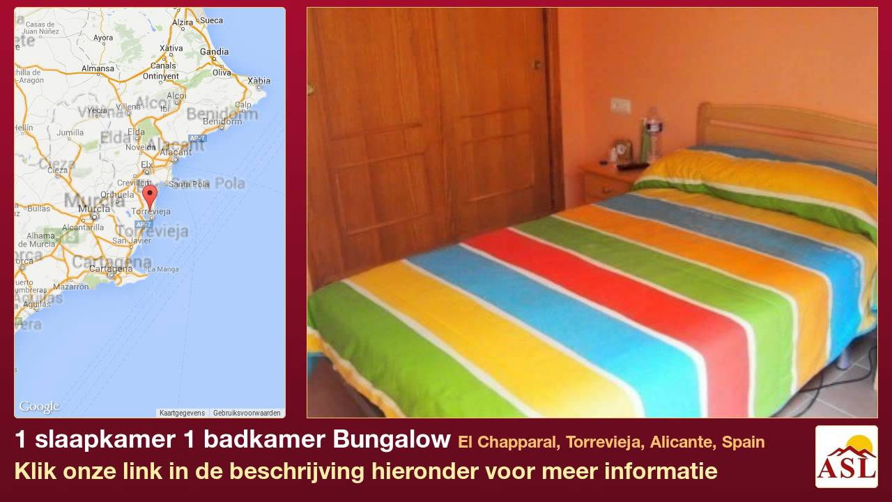 1 slaapkamer 1 badkamer Bungalow te Koop in El Chapparal, Torrevieja ...