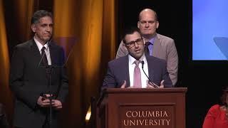 David Biscobing - 2018 duPont-Columbia Awards Acceptance Speech