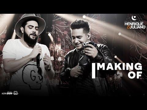 Baixar Henrique e Juliano - Making Of  - DVD O Céu Explica Tudo