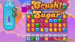 Candy Crush Jelly Saga - Level 42 (3 star, No boosters)