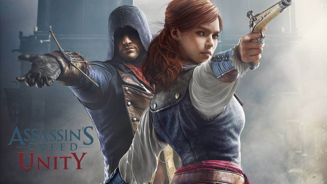 abbastanza Assassin's Creed Unity - Il Film - YouTube EQ62