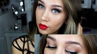 видео Модный макияж на Новый год 2014, фото и тенденции