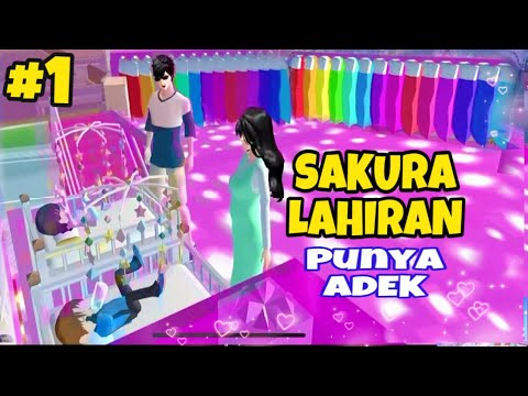 Download SAKURA MELAHIRKAN!! Akhirnya Punya ADIK!!! Part 1 DRAMA SAKURA SCHOOL SIMULATOR SSS