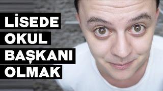 LİSEDE OKUL BAŞKANI OLMANIN 5 AVANTAJI!