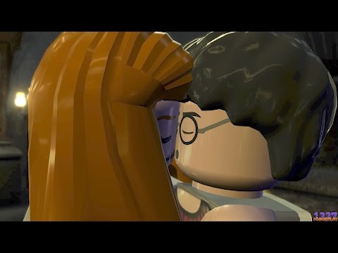 LEGO Harry Potter Years 5-7 LOVE HURTS (Year 6) The Half-Blood Prince Walkthrough