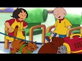Animated Cartoons | Caillou Full Episodes HOUR LONG Caillou goes to School