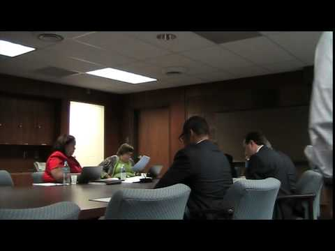 July 22, 2014 Board of Education Credit Card Committee