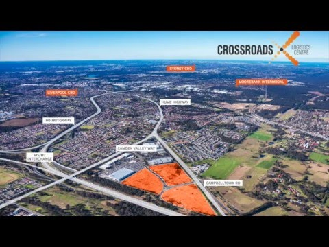 Crossroads Logistics Centre – South West Sydney's Leading Industrial Estate