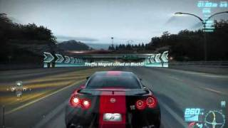 NFS World - Nissan GT-R Race.avi