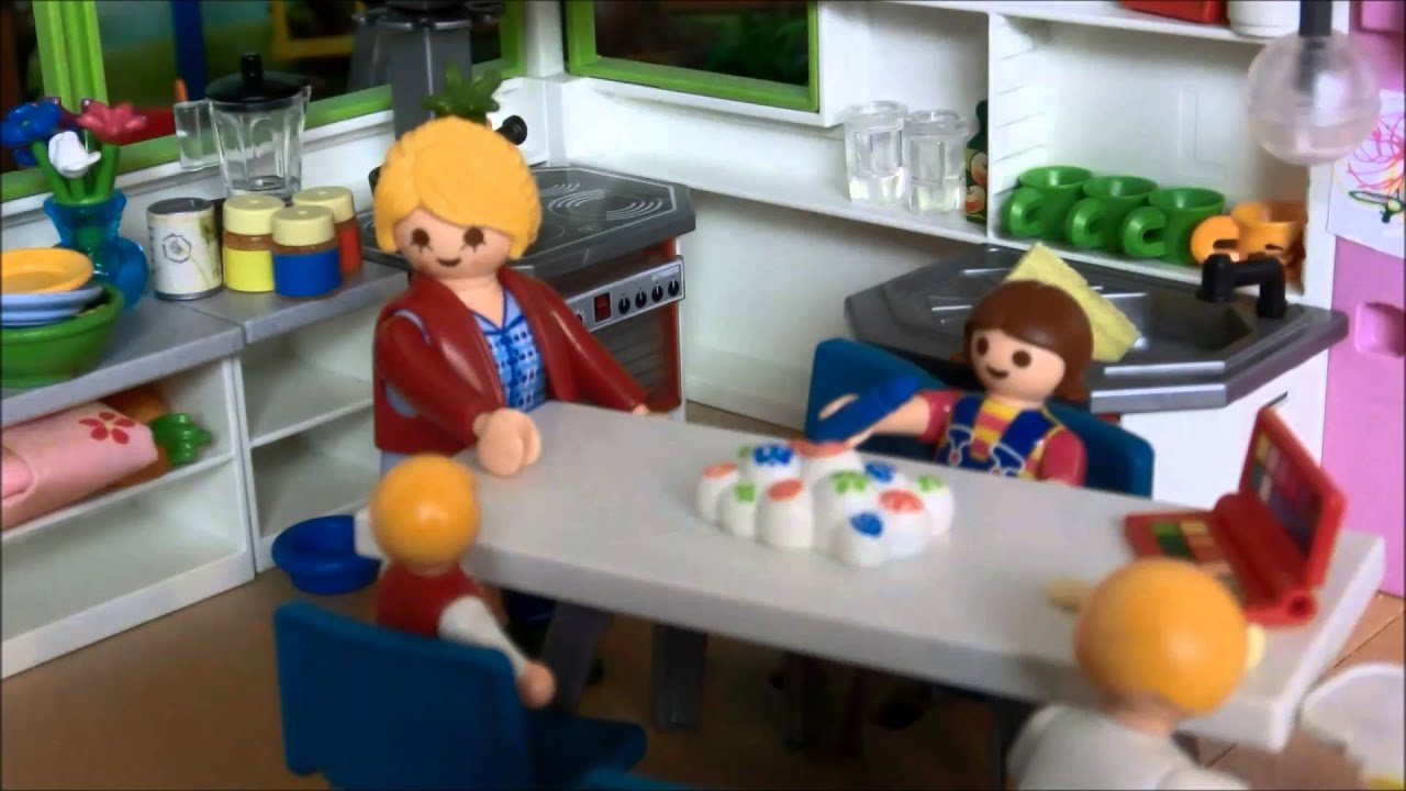 ostern bei familie dorfer playmobil  youtube