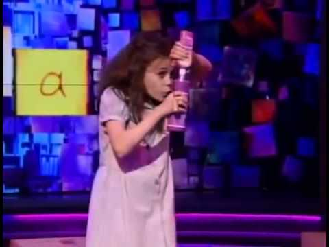 4 Broadway Matildas perform Naughty- Live on Kelly and Michael